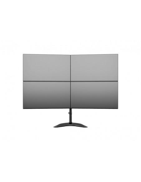 """Multibrackets 3347 monitorin kiinnike ja jalusta 68.6 cm (27"""") Vapaasti seisova Musta Multibrackets 7350073733347 - 11"""