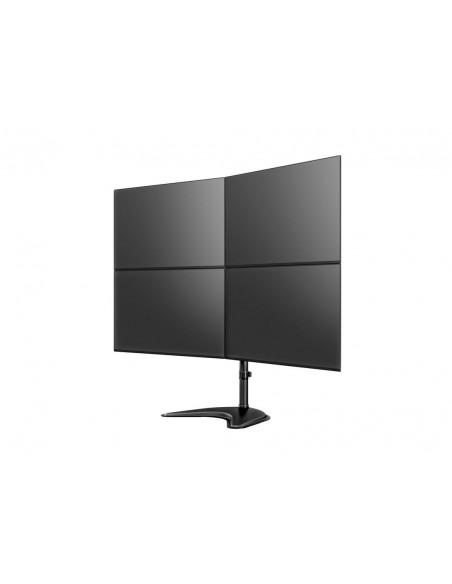 """Multibrackets 3347 monitorin kiinnike ja jalusta 68.6 cm (27"""") Vapaasti seisova Musta Multibrackets 7350073733347 - 12"""