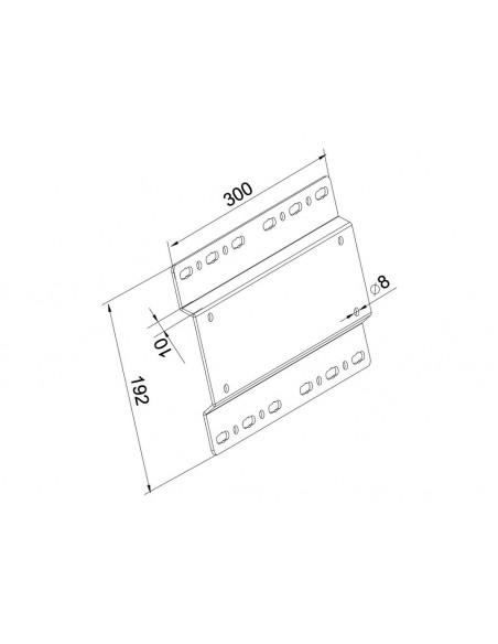 Multibrackets 3675 monitorikiinnikkeen lisävaruste Multibrackets 7350073733675 - 7