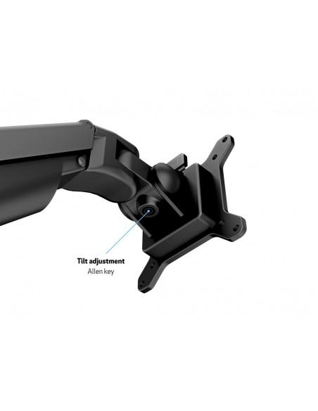 """Multibrackets 3965 monitorin kiinnike ja jalusta 81.3 cm (32"""") Puristin Musta Multibrackets 7350073733965 - 9"""
