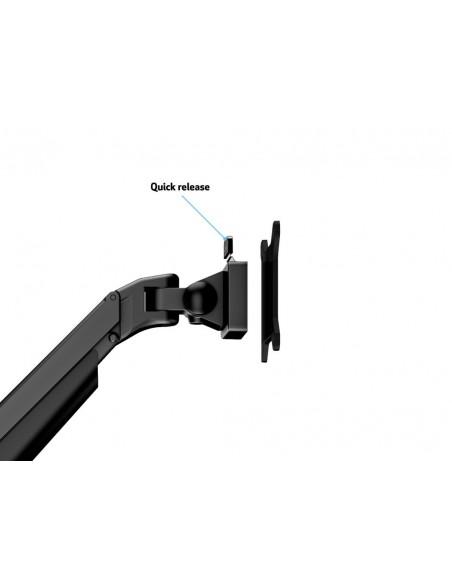 """Multibrackets 3965 fäste och ställ till bildskärm 81.3 cm (32"""") Klämma Svart Multibrackets 7350073733965 - 10"""