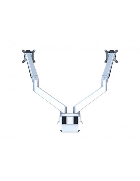 Multibrackets M VESA Gas Lift Arm Dual Side by Silver Multibrackets 7350073733972 - 4