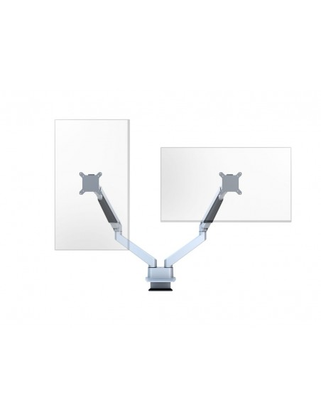 """Multibrackets 3972 monitorin kiinnike ja jalusta 81.3 cm (32"""") Puristin Hopea Multibrackets 7350073733972 - 13"""