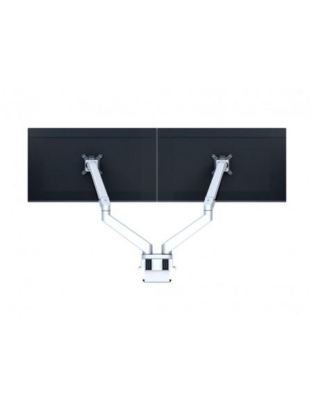 """Multibrackets 3972 fäste och ställ till bildskärm 81.3 cm (32"""") Klämma Silver Multibrackets 7350073733972 - 17"""