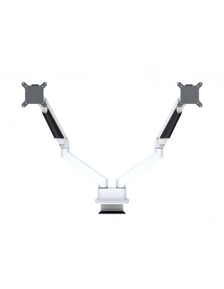 """Multibrackets 3989 monitorin kiinnike ja jalusta 81.3 cm (32"""") Puristin Valkoinen Multibrackets 7350073733989 - 2"""