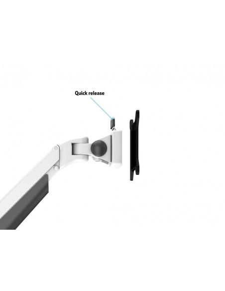 Multibrackets M VESA Gas Lift Arm Dual Side by White Multibrackets 7350073733989 - 10