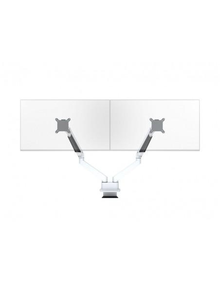"""Multibrackets 3989 monitorin kiinnike ja jalusta 81.3 cm (32"""") Puristin Valkoinen Multibrackets 7350073733989 - 12"""