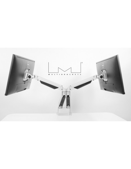 Multibrackets M VESA Gas Lift Arm Dual Side by White Multibrackets 7350073733989 - 23