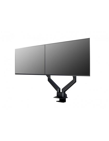 """Multibrackets 4207 monitorin kiinnike ja jalusta 81.3 cm (32"""") Puristin Musta Multibrackets 7350073734207 - 17"""