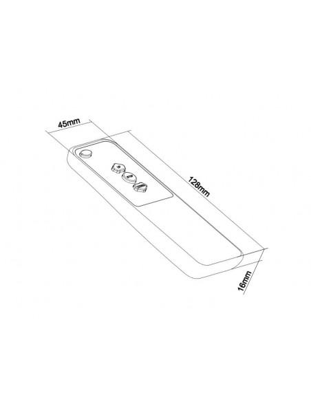 Multibrackets 4290 fjärrkontroller Takfästen för plattskärm Tryckknappar Multibrackets 7350073734290 - 2