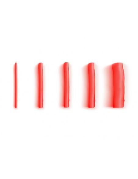 Multibrackets 4450 kaapelinjärjestäjä Kaapelisukka Punainen 1 kpl Multibrackets 7350073734450 - 3