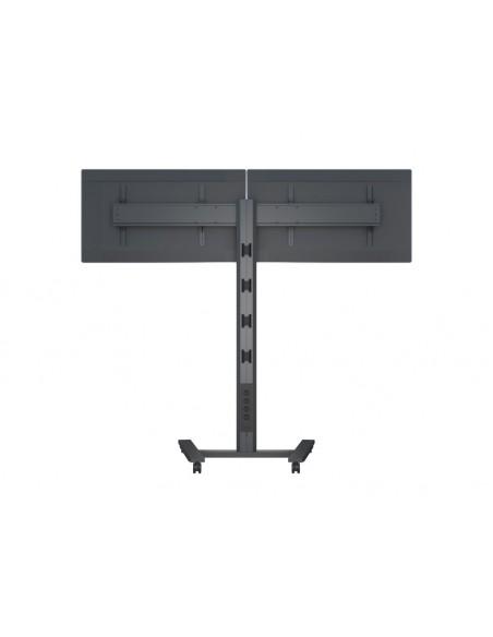 Multibrackets M Public Display Stand 180 HD Dual Black Multibrackets 7350073735358 - 11