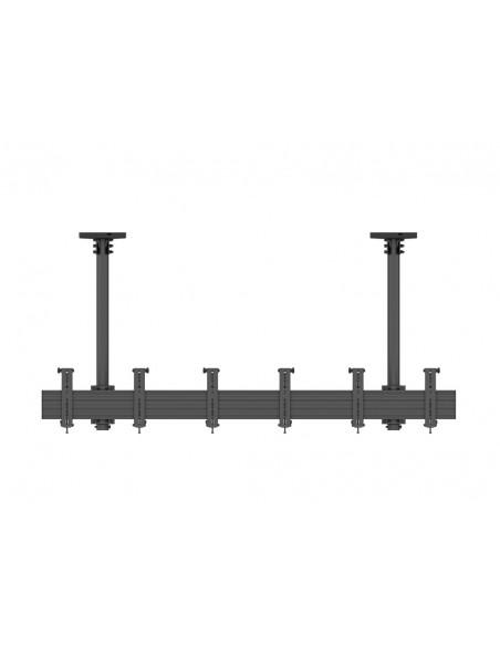 """Multibrackets 5662 fäste för skyltningsskärm 81.3 cm (32"""") Svart Multibrackets 7350073735662 - 2"""