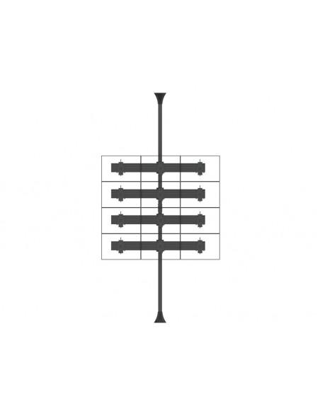 Multibrackets 6300 monitorikiinnikkeen lisävaruste Multibrackets 7350073736300 - 6
