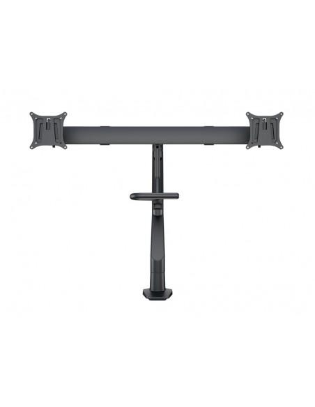 Multibrackets M VESA Gas Lift Arm w. Duo Crossbar 2 Black Multibrackets 7350073736355 - 2