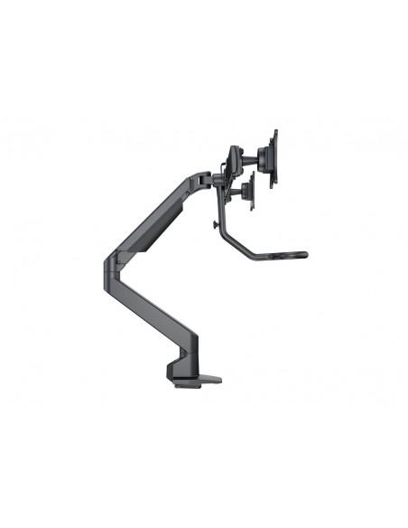 """Multibrackets 6355 monitorin kiinnike ja jalusta 71.1 cm (28"""") Puristin Musta Multibrackets 7350073736355 - 5"""