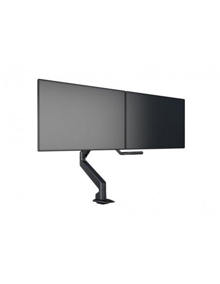 """Multibrackets 6355 monitorin kiinnike ja jalusta 71.1 cm (28"""") Puristin Musta Multibrackets 7350073736355 - 7"""