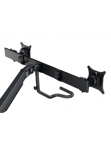 Multibrackets M VESA Gas Lift Arm w. Duo Crossbar 2 Black Multibrackets 7350073736355 - 15