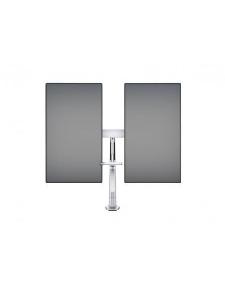 Multibrackets M VESA Gas Lift Arm w. Duo Crossbar 2 Silver Multibrackets 7350073736362 - 14