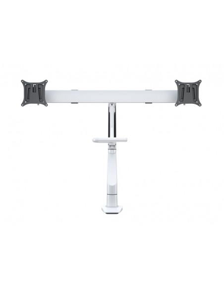 Multibrackets M VESA Gas Lift Arm w. Duo Crossbar 2 White Multibrackets 7350073736379 - 3