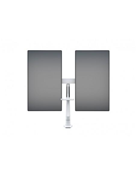 Multibrackets M VESA Gas Lift Arm w. Duo Crossbar 2 White Multibrackets 7350073736379 - 14