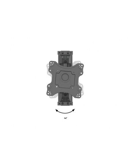 """Multibrackets 6393 fäste för skyltningsskärm 116.8 cm (46"""") Svart Multibrackets 7350073736393 - 12"""