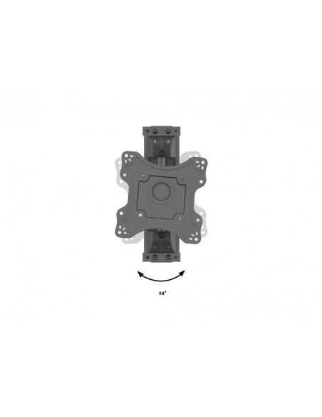 """Multibrackets 6393 kyltin näyttökiinnike 116.8 cm (46"""") Musta Multibrackets 7350073736393 - 12"""