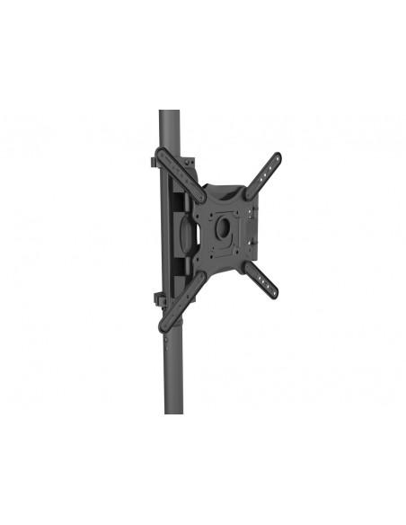 """Multibrackets 6409 kyltin näyttökiinnike 139.7 cm (55"""") Musta Multibrackets 7350073736409 - 9"""