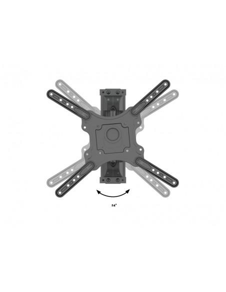 """Multibrackets 6409 fäste för skyltningsskärm 139.7 cm (55"""") Svart Multibrackets 7350073736409 - 10"""