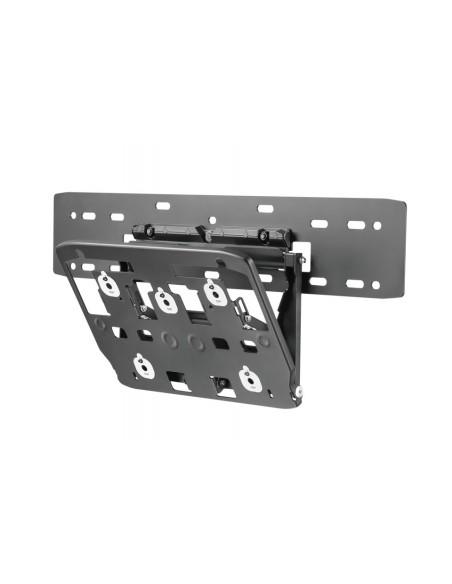 """Multibrackets 6478 TV-kiinnike 190.5 cm (75"""") Musta Multibrackets 7350073736478 - 4"""