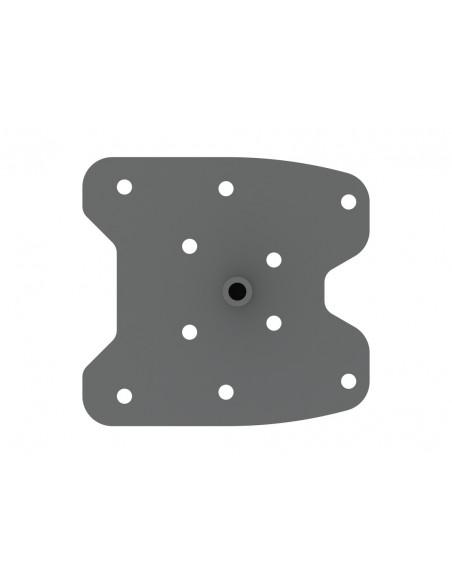 Multibrackets M Pro Series - Bolt Down Floor Plate Multibrackets 7350073736584 - 5