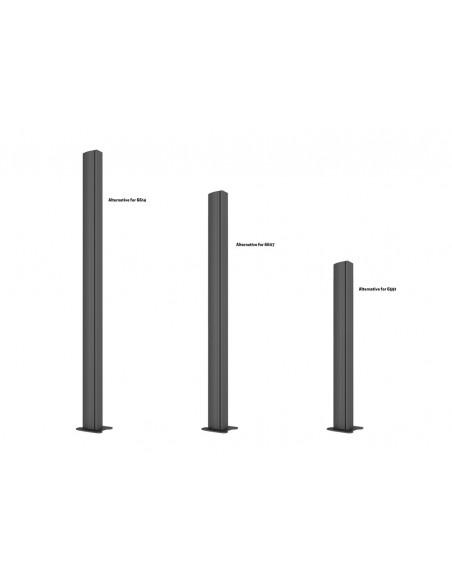 Multibrackets 6584 monitorikiinnikkeen lisävaruste Multibrackets 7350073736584 - 8