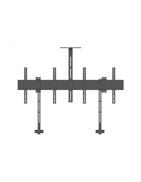 """Multibrackets 6621 kyltin näyttökiinnike 165.1 cm (65"""") Musta Multibrackets 7350073736621 - 2"""
