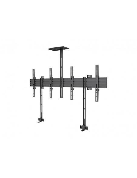"""Multibrackets 6621 kyltin näyttökiinnike 165.1 cm (65"""") Musta Multibrackets 7350073736621 - 3"""