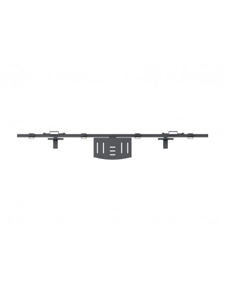 """Multibrackets 6621 kyltin näyttökiinnike 165.1 cm (65"""") Musta Multibrackets 7350073736621 - 6"""