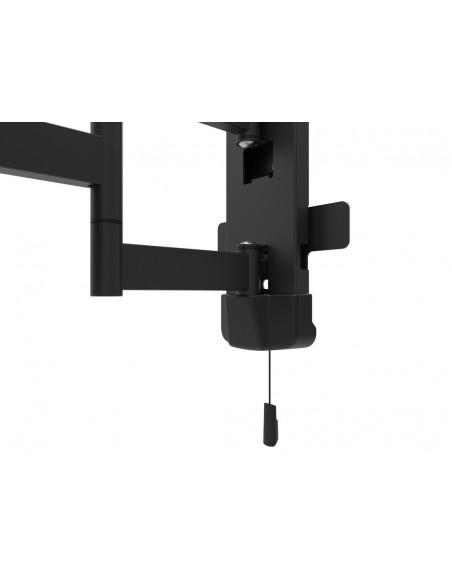"""Multibrackets 6843 TV-kiinnike 109.2 cm (43"""") Musta Multibrackets 7350073736843 - 9"""