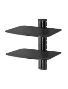Peerless ACCSH300 AV equipment shelf Black Glass Peerless ACCSH300 - 1