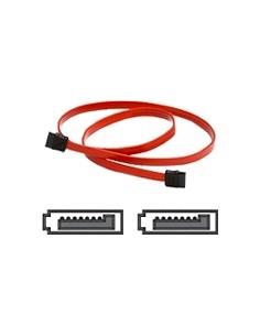 Supermicro 70cm SATA M/M SATA-kablar 0.7 m Röd Supermicro CBL-0179L - 1