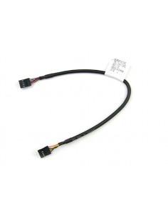 Supermicro CBL-CDAT-0660 seriella kablar Svart 0.27 m 8-pin 8 stift Supermicro CBL-CDAT-0660 - 1