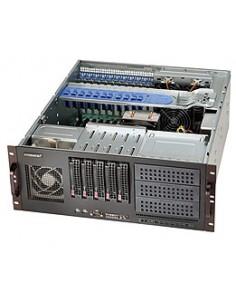 Supermicro 842XTQ-R606B Teline Musta 600 W Supermicro CSE-842XTQ-R606B - 1