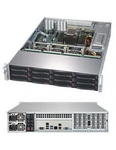 Supermicro SuperStorage Server 5029P-E1CTR12L Intel C622 LGA 3647 (Socket P) Rack (2U) Black Supermicro SSG-5029P-E1CTR12L - 1