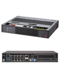 Supermicro SuperServer E300-9A Intel SoC BGA 1310 Rack (1U) Black Supermicro SYS-E300-9A-4CN10P - 1