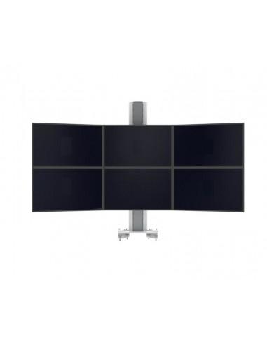 "SMS Smart Media Solutions Multi Control 61 cm (24"") Puristin Alumiini, Valkoinen Sms Smart Media Solutions MM051004-P0 - 1"