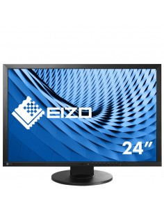 "EIZO FlexScan EV2430 61.2 cm (24.1"") 1920 x 1200 pixels WUXGA LED Black Eizo EV2430-BK - 1"