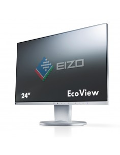 "EIZO FlexScan EV2450 60.5 cm (23.8"") 1920 x 1080 pikseliä Full HD LED Harmaa Eizo EV2450-GY - 1"
