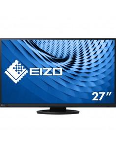 "EIZO FlexScan EV2760-BK LED display 68.6 cm (27"") 2560 x 1440 pixels Quad HD Black Eizo EV2760-BK - 1"