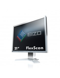 "EIZO FlexScan S2133 54.1 cm (21.3"") 1600 x 1200 pikseliä UXGA LED Harmaa Eizo S2133-GY - 1"