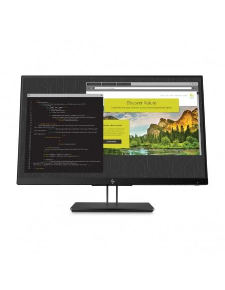 HP Z24nf 23.8-inch Narrow Bezel IPS Display Hp 1JS07A4#ABB - 1