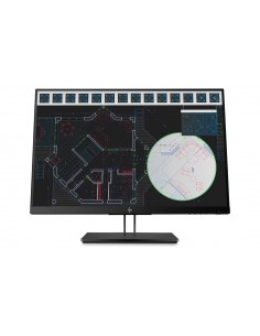 "HP Z24i G2 61 cm (24"") 1920 x 1200 pixels WUXGA LED Black Hp 1JS08A4#ABB - 1"