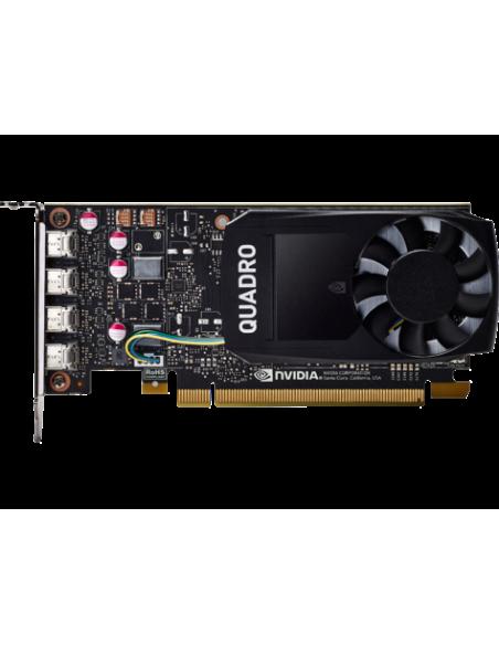 HP NVIDIA Quadro P1000 4GB GDDR5 Hp 1ME01AA - 6